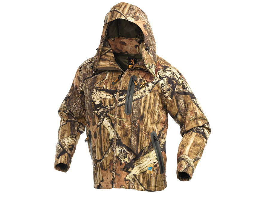 Browning Men's Scent Control Hydro-Fleece Jacket