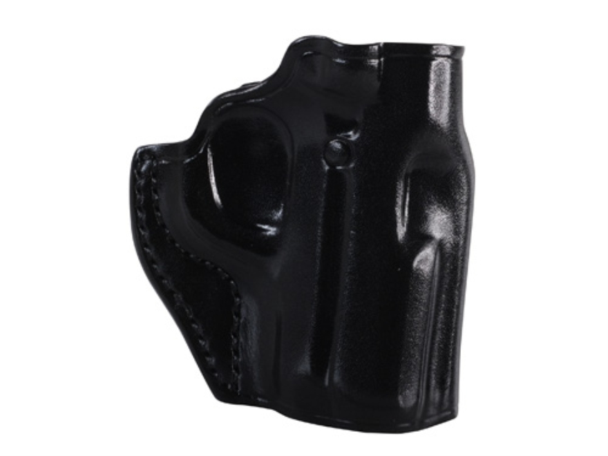 Galco Stinger Oustide the Waistband Holster Right Hand Kimber Solo Carry Leather Black