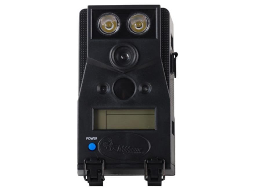 Wildgame Innovations Micro White 4 LED Flash Game Camera 4.0 Megapixel Black