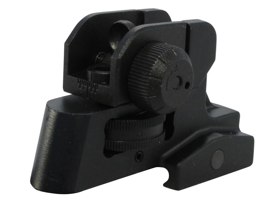 Colt Tactical Folding Rear Sight for Colt M4 22 Long Rifle