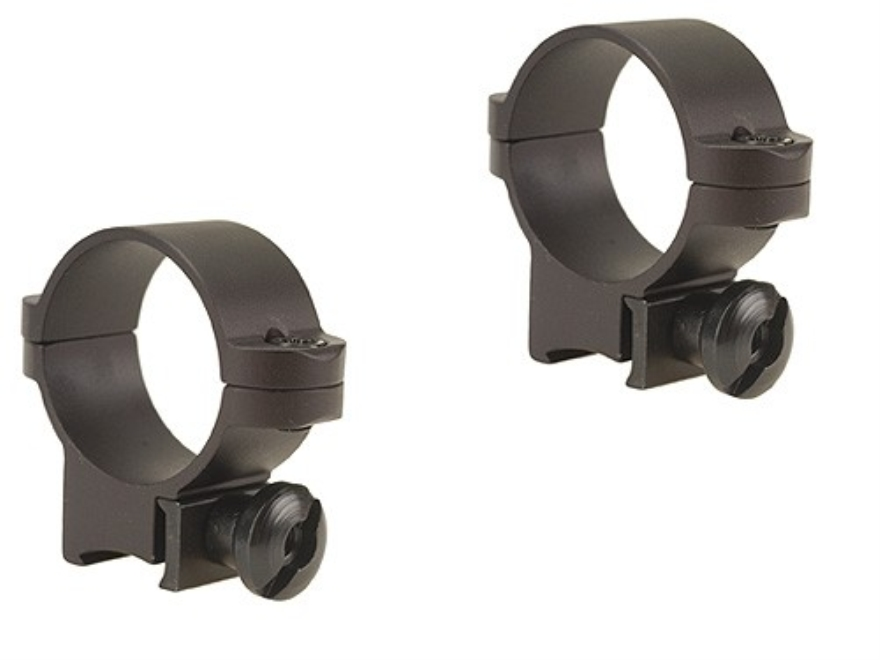 "Burris 1"" Rings 22 Rimfire Matte Medium"