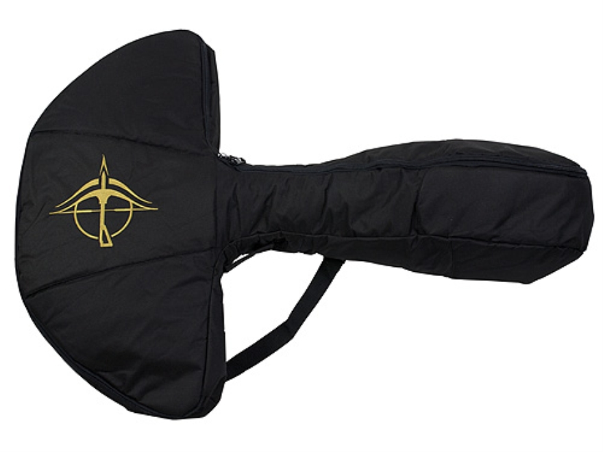 Horton Fitted Soft Crossbow Case Nylon Black