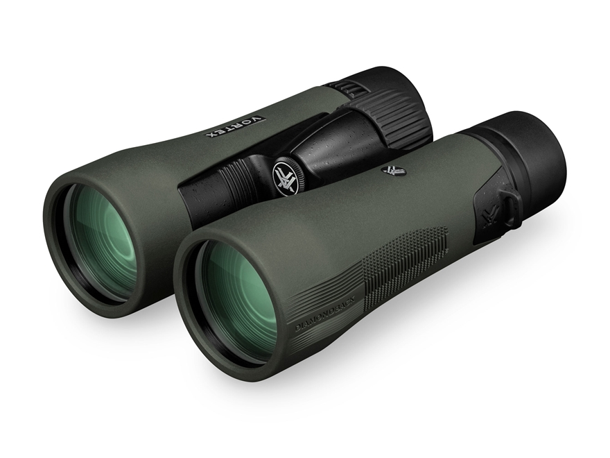 Vortex Optics Diamondback Binocular Roof Prism Green