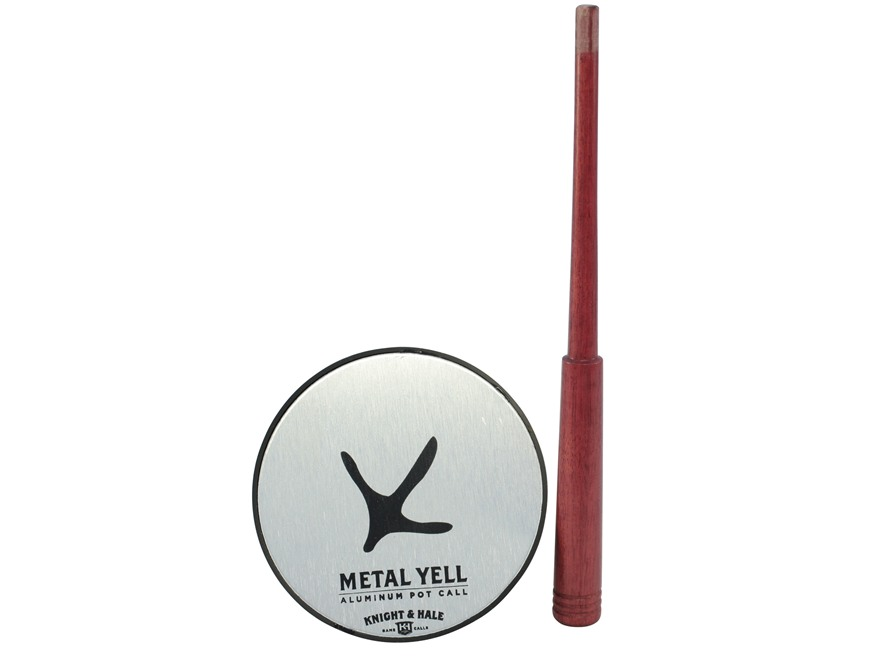 Knight & Hale Metal Yell Turkey Call
