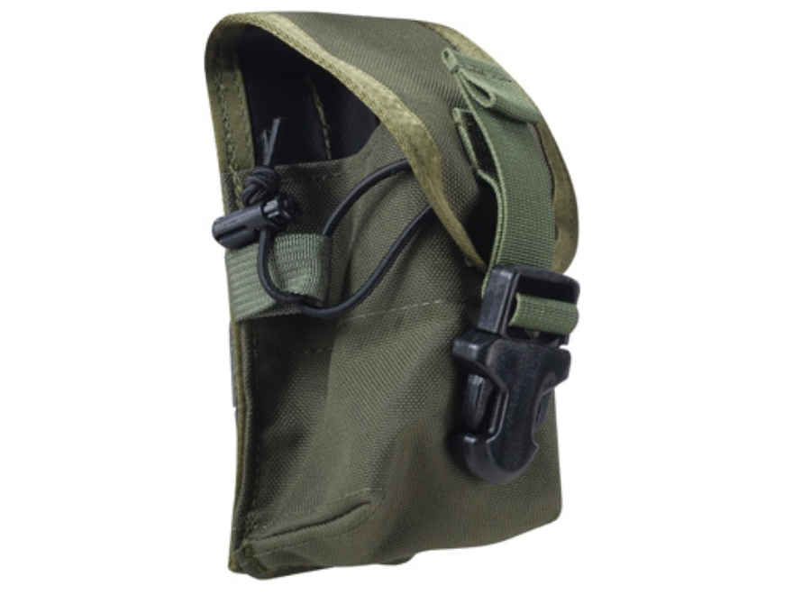 Tactical Tailor MOLLE 7.62 Double Mag Pouch Nylon