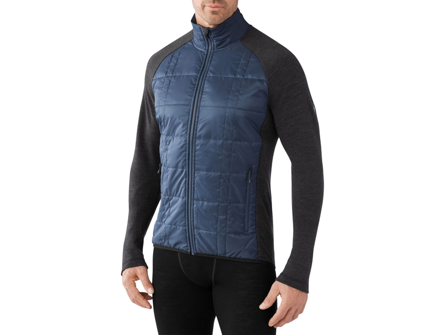 Smartwool Men's Propulsion 60 Insulated Jacket Merino Wool and Polyester