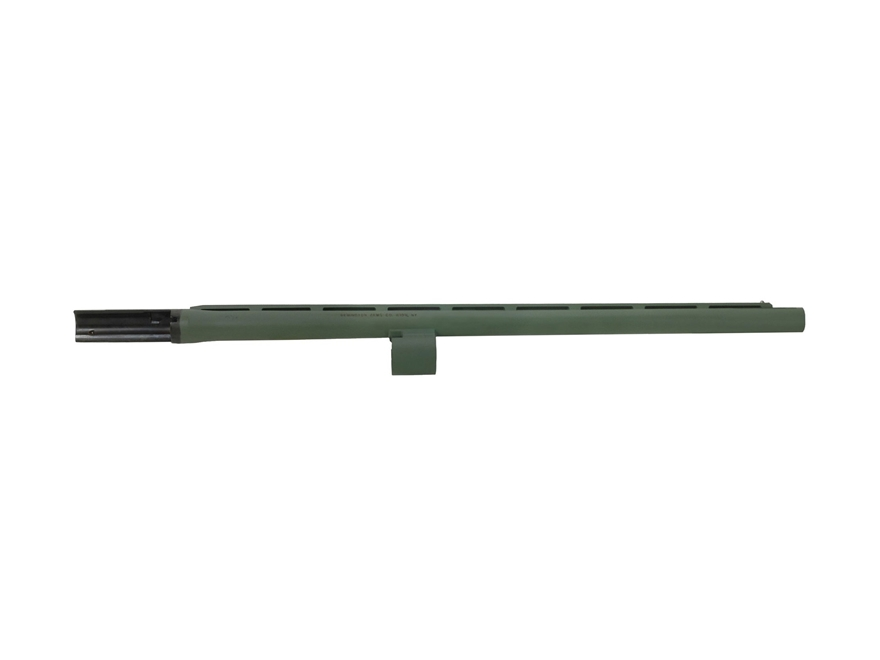 "Remington Barrel Remington 1100 12 Gauge 2-3/4"" 22"" Rem Choke Vent Rib Tactical OD Green"