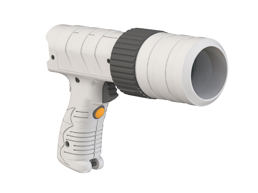 FoxPro Fire Eye Scan Spotlight