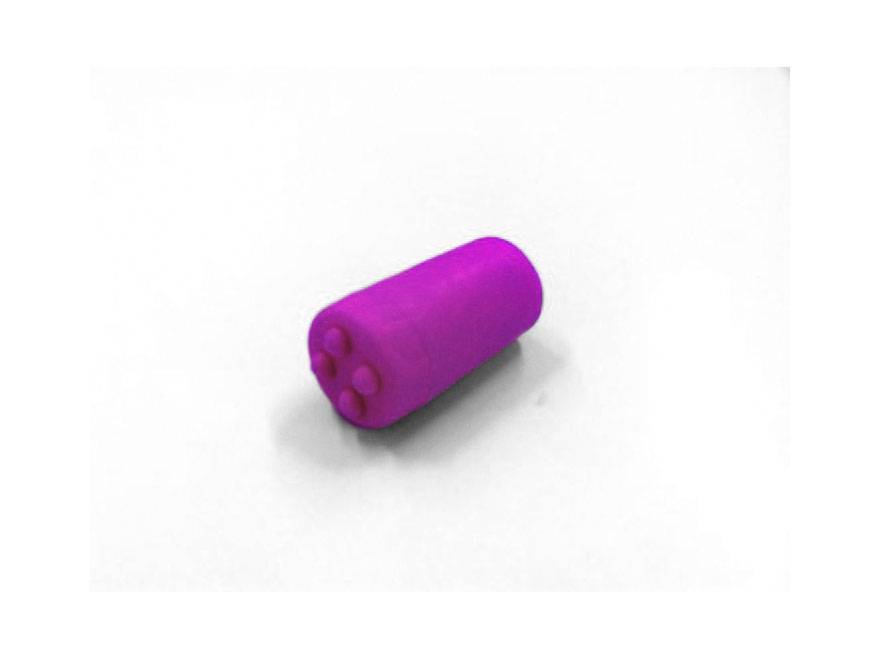 Bowjax 4-Dot String Supressor Stopper Rubber