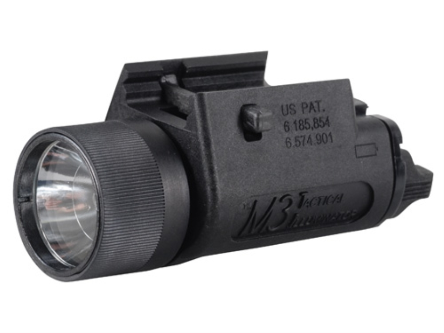 Insight Tech Gear M3 Tactical Illuminator Flashlight Halogen Bulb  fits Picatinny or Gl...