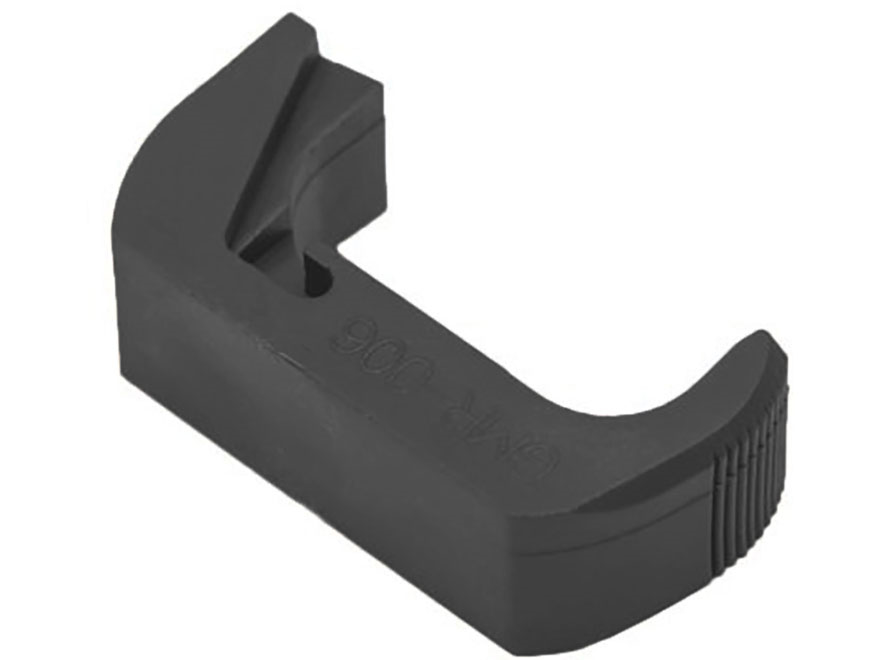 Vickers Tactical Extended Magazine Catch Glock 43 Polymer Black