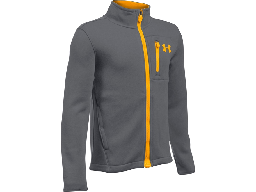 Under Armour Boy's UA Granite Insulated Jacket Cotton/Poly Blend