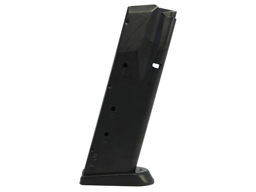 EAA Magazine Witness Large Frame 40 S&W Steel Blue