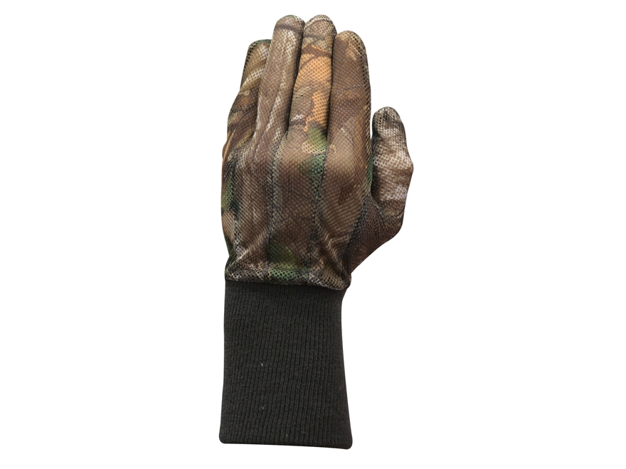 Ol' Tom Mesh-Backed Gloves Polyester