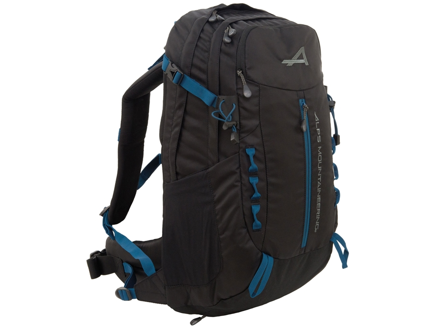 ALPS Mountaineering Solitude 24 Backpack Polyester Black