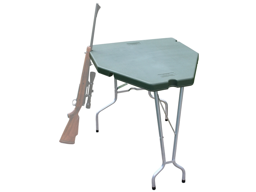 MTM Predator Portable Shooting Bench