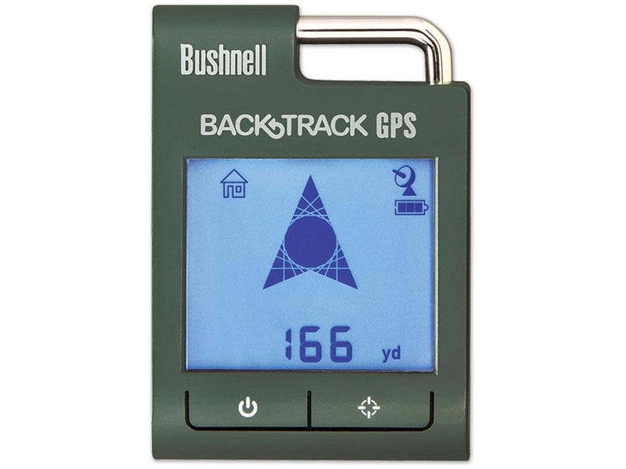 Bushnell Backtrack Point 3 Handheld GPS Green