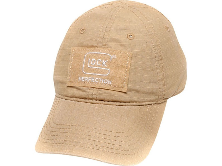 Glock Agency Unstructured Logo Cap Polyester