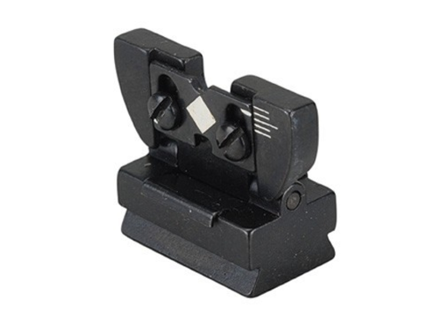 Ruger Rear Sight Ruger 77/22, 77/17 Standard, All Weather, 77/22 Hornet RSH & 77/44 RS,...