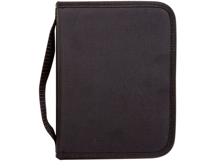 Uncle Mike's Small Notebook Holster Nylon Black
