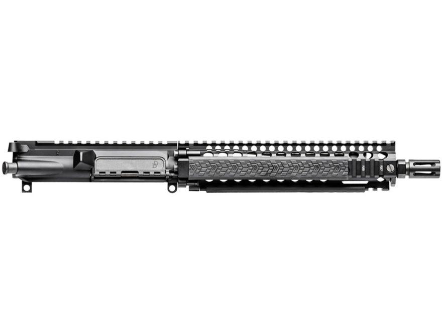 """Daniel Defense AR-15 Pistol MK18 A3 Upper Receiver Assembly 5.56x45mm NATO 10.3"""" Barrel..."""