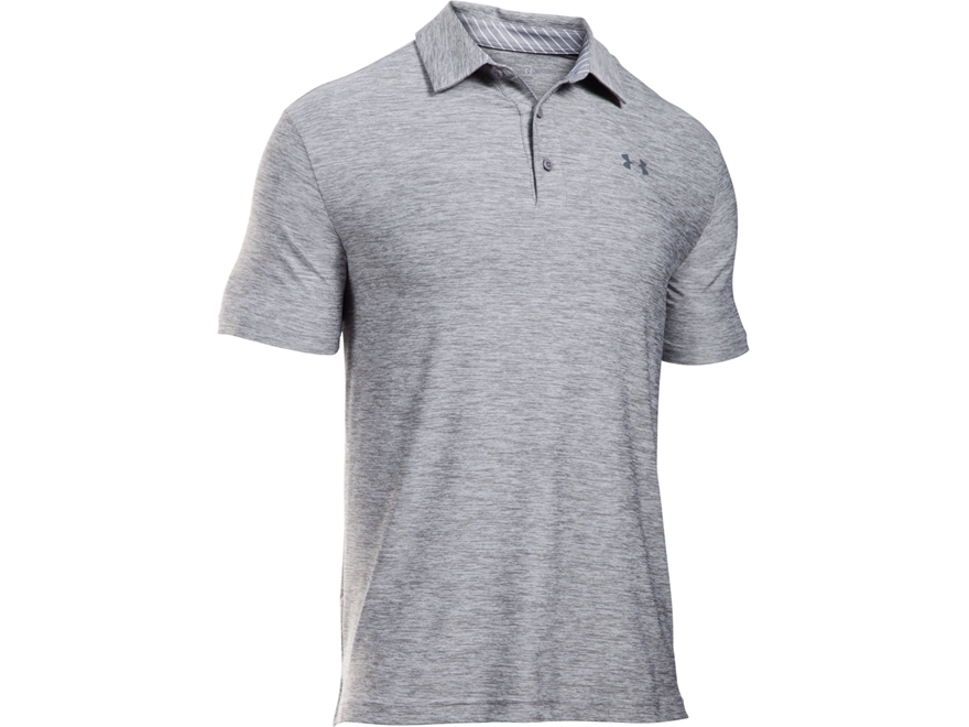 Under Armour Men's UA Playoff Polo Short Sleeve Polyester/Elastane