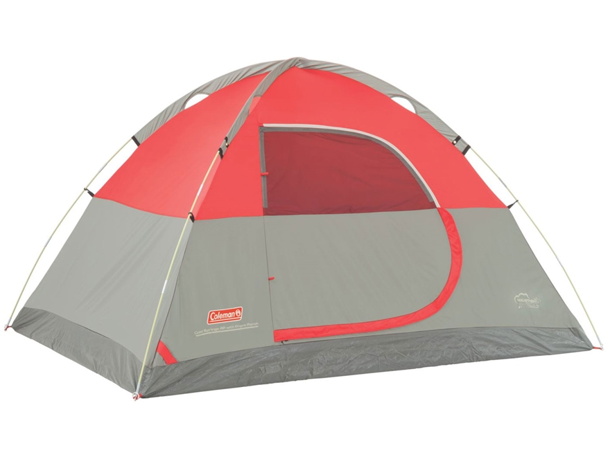Alternate Image 1 ...  sc 1 st  MidwayUSA & Coleman Cold Springs 4 Man Dome Tent 108 x 84 x 50 - MPN: 2000018089