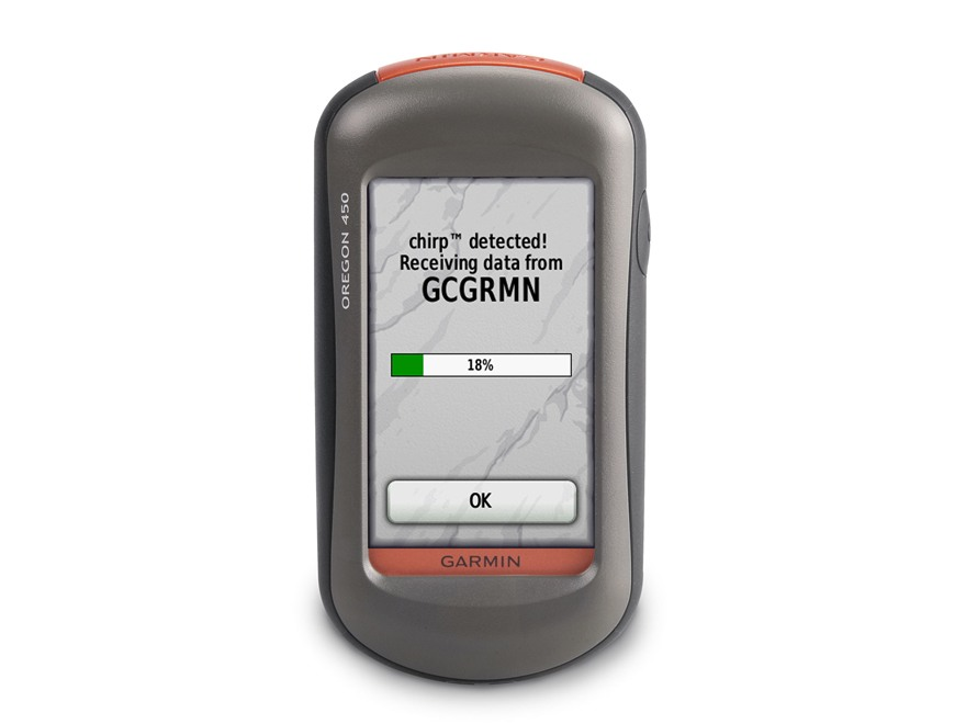 Garmin Oregon 450 Handheld GPS Unit