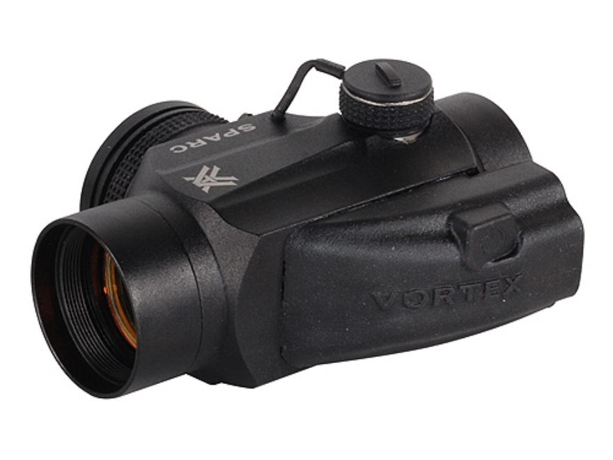 Vortex Optics SPARC Red Dot Sight 1x 20mm 2 MOA Dot with Weaver-Style Mount Matte