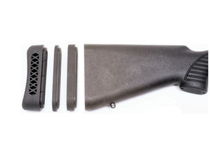 Choate Mark 5 Conventional Buttstock Remington 1100, 11-87 Synthetic Black