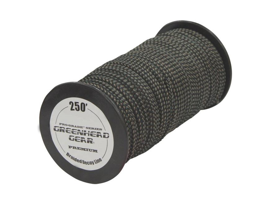 GHG Pro-Grade Braided Decoy Cord Nylon Camo
