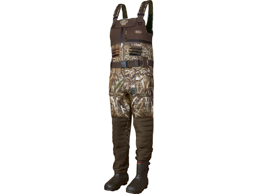 Drake LST Eqwader 2.0 5mm 1600 Gram Insulated Chest Waders Neoprene