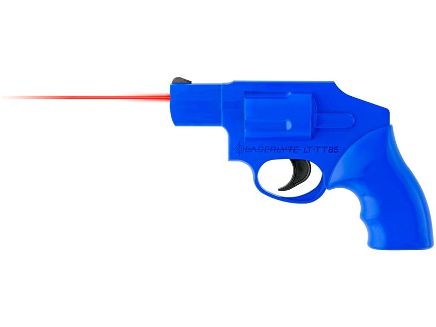 LaserLyte Snub Nose Trigger Tyme Laser Trainer Revolver