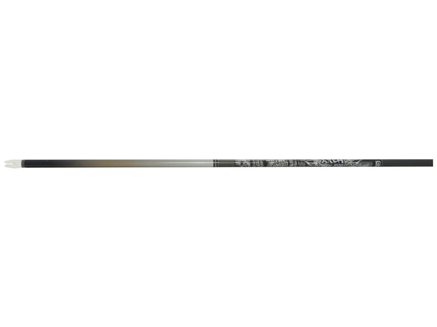 Easton Hexx 330 Carbon Arrow Shafts Black Pack of 12