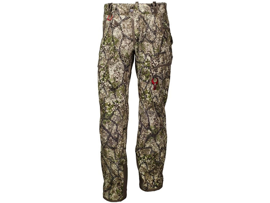 Badlands Men's Rev All-Season Pants Polyester Approach Camo