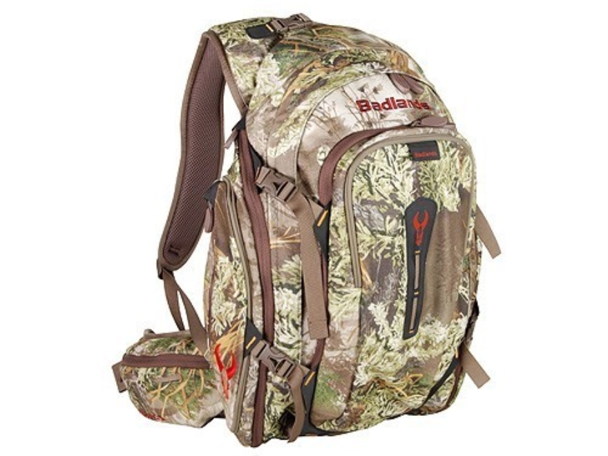 Badlands Whitetail Hybrid Backpack Polyester Realtree Max-1 Camo
