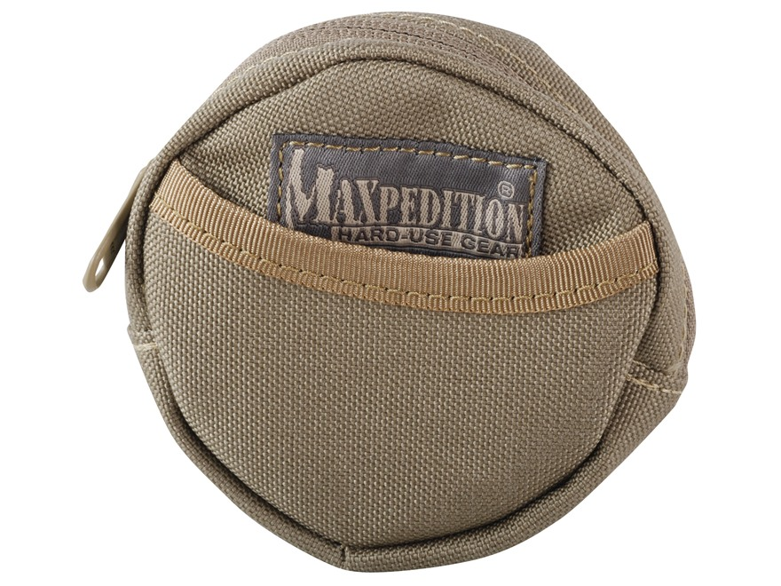 Maxpedition Tactical Can Case Nylon