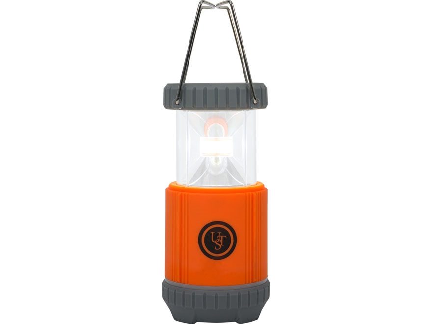 UST Ready LED Lantern Requires 4 AA Batteries ABS Plastic Orange