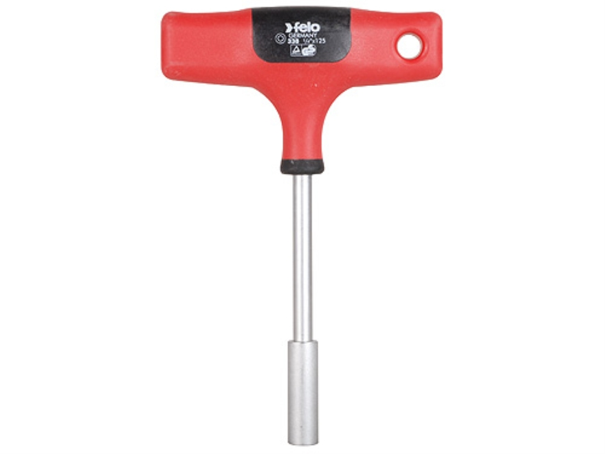 Felo T-Handle Interchangeable Bit Screwdriver