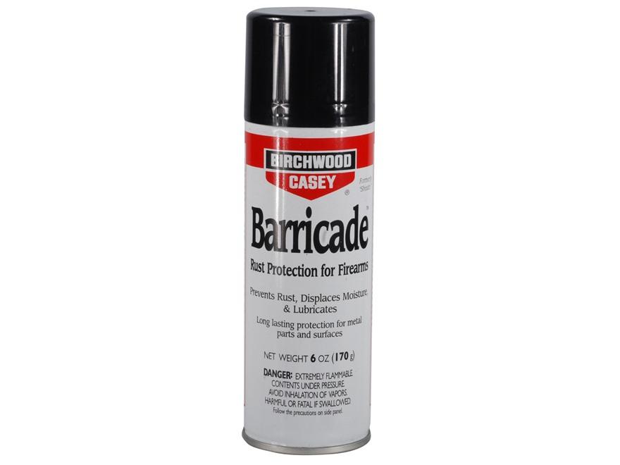 Birchwood Casey Barricade Rust Preventative Aerosol