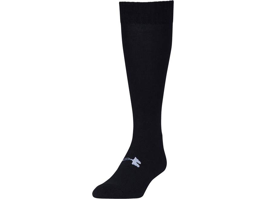 Under Armour Men's UA Outdoor 2.0 Over-the-Calf Boot Socks Synthetic Blend