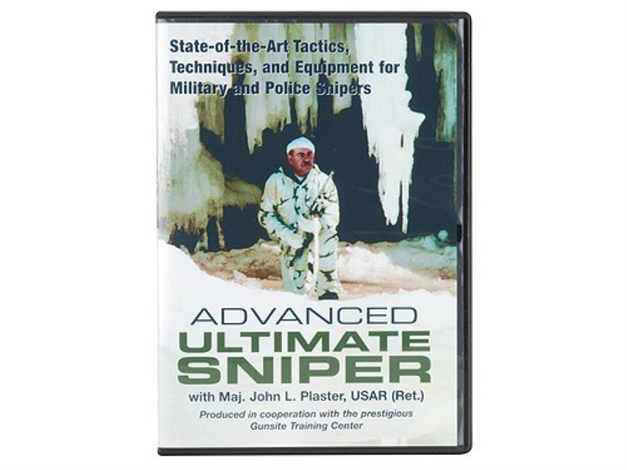 """Advanced Ultimate Sniper: State-of-the-Art Tactics, Techniques, and Equipment for Mili..."