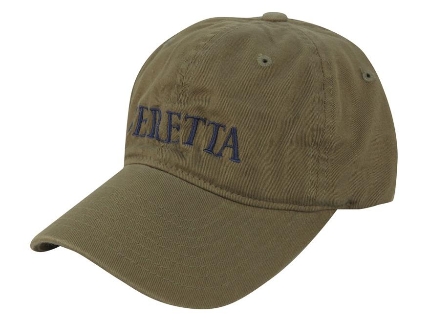 Beretta Weekender Flexfit Cap Cotton Loden