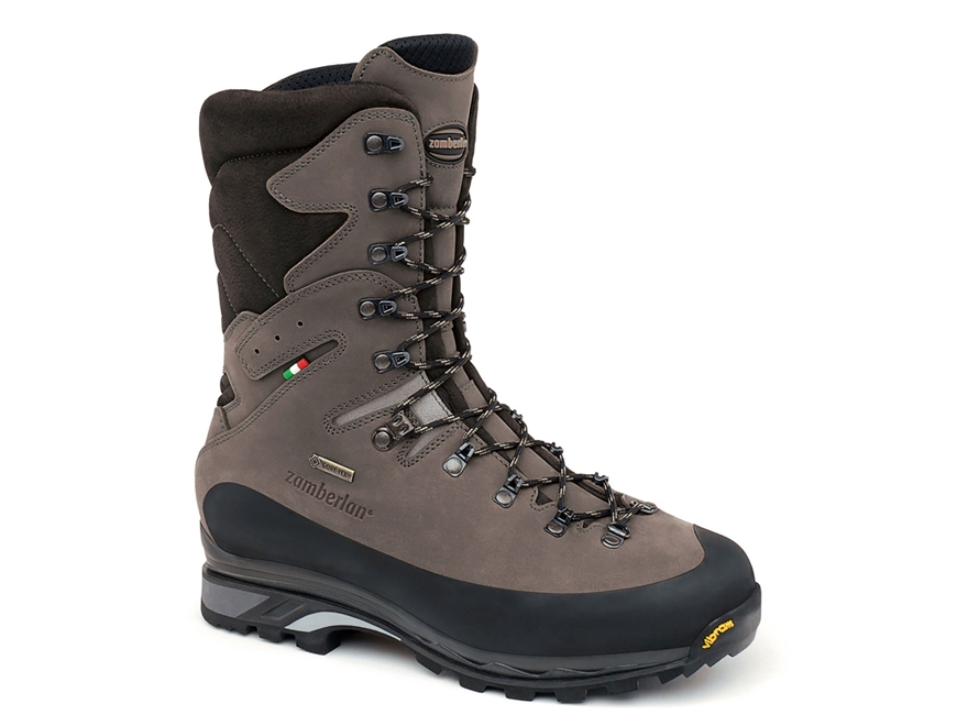"""Zamberlan Outfitter GTX RR 11"""" Waterproof GORE-TEX Hunting Boots Leather Men's"""