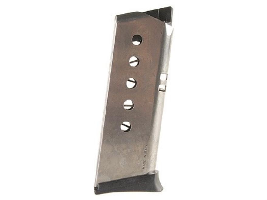 Sig Sauer Magazine Sig Sauer P245, P220 Compact 45 ACP 6-Round Stainless Steel