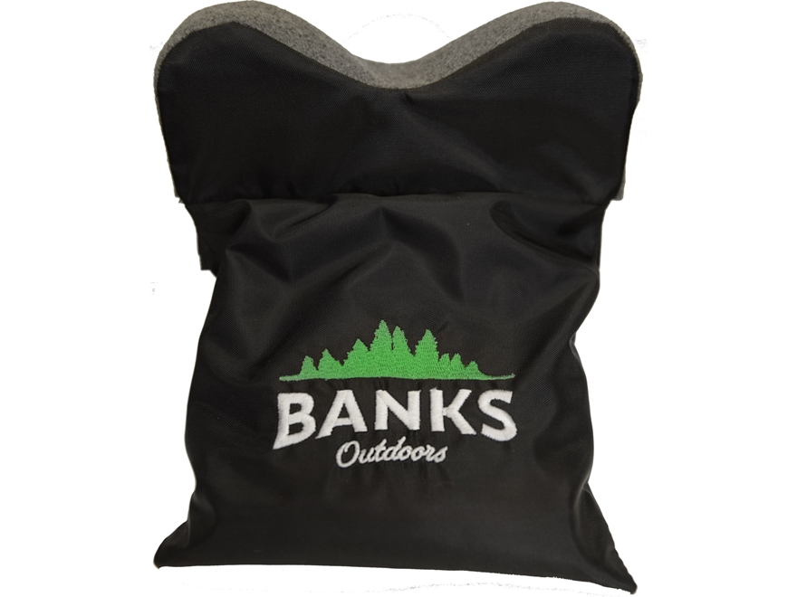 Banks Blinds Box Blind Gun Rest Nylon Black