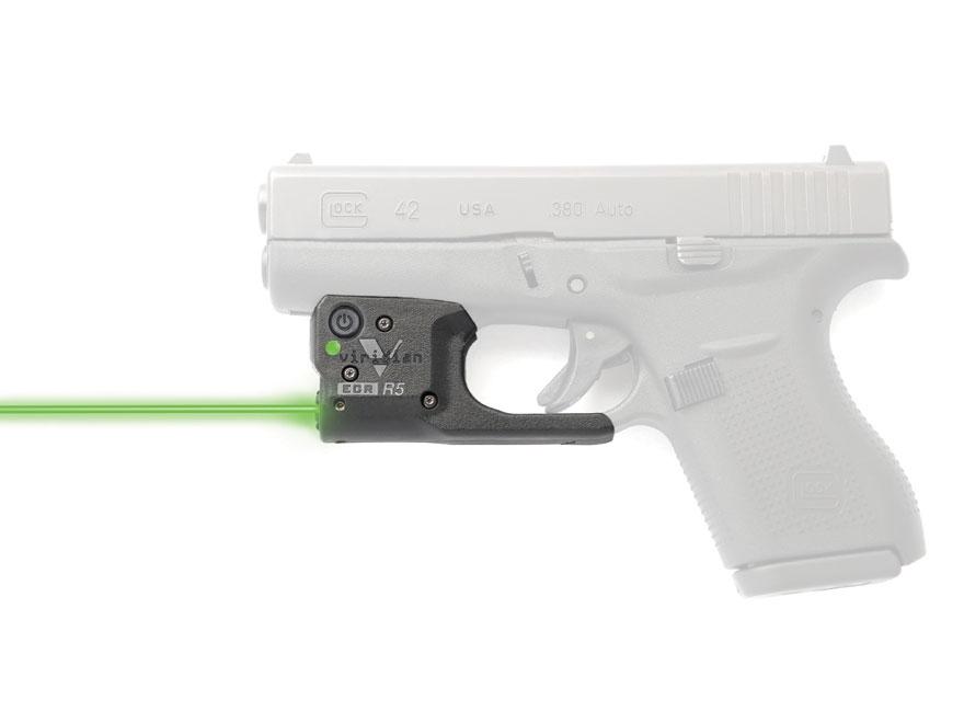 Viridian Reactor 5 Laser Sight Glock 42 Polymer Black with Hybrid Belt Holster