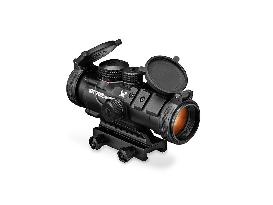 Vortex Optics Spitfire Prism Sight 32mm 3x EBR-556 Reticle Matte