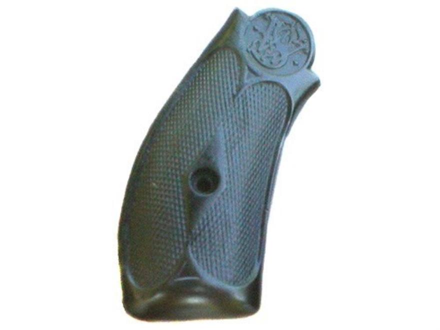 Vintage Gun Grips S&W Hand Ejector 38 Caliber Polymer Black