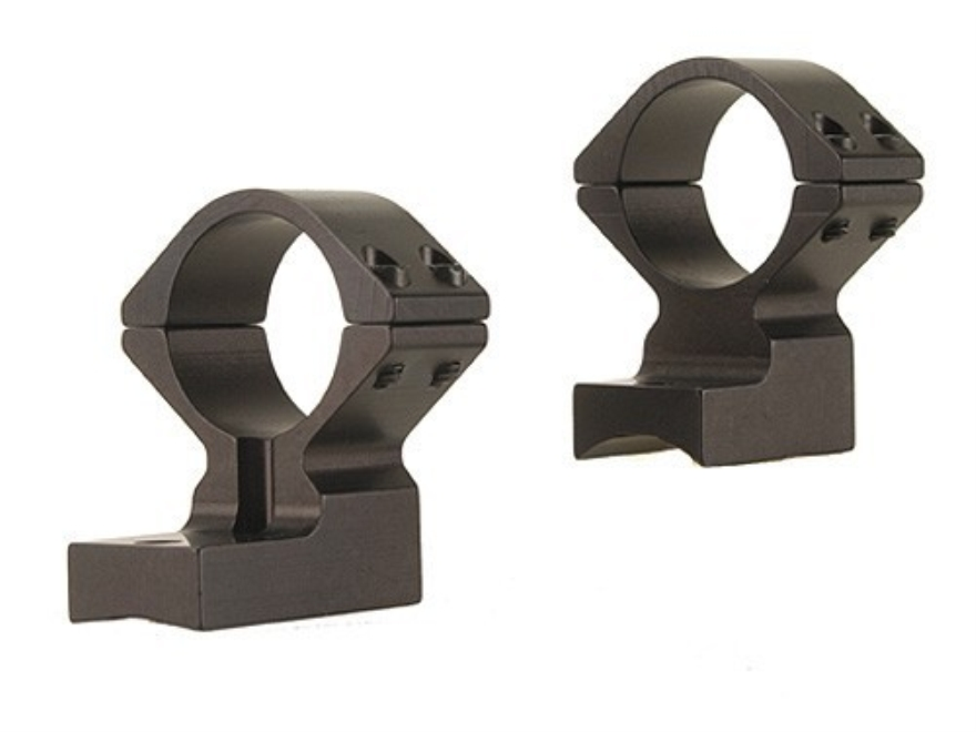 Talley Lightweight 2-Piece Scope Mounts with Integral  Rings Weatherby Light Weight 6 L...
